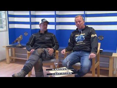 Eskilstuna Smederna VS Piraterna 17/5 Elitserien Speedway 2016