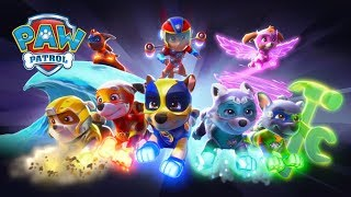 PAW Patrol - The Official Mighty Pups Trailer