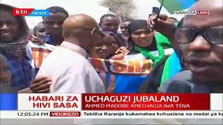 Ahmed Madobe atatea kiti chake katika uchaguzi wa Jubaland