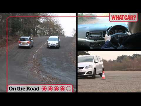 Seat Alhambra review - What Car?