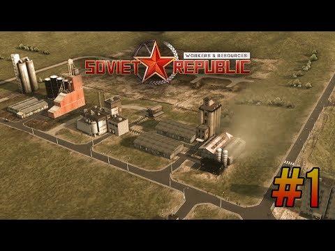 Soviet Republic | #1 [CZ/1080p]