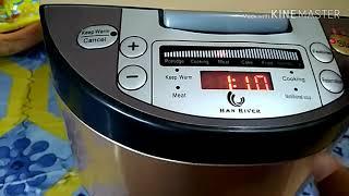 Han River Rice Cooker Magicom Terbaru