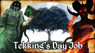 Tekking's Day Job (History of Dollar Tree)