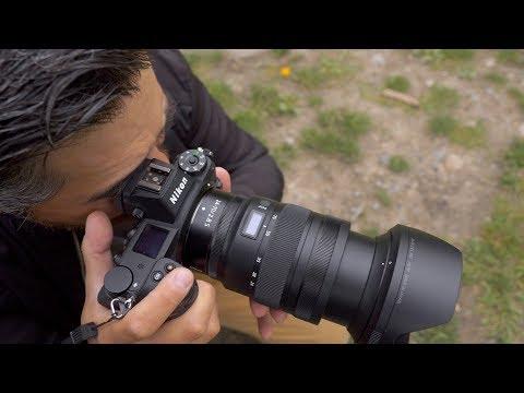 External Review Video rzKSkK56RT4 for Nikon NIKKOR Z 24-70mm F/2.8 S Lens