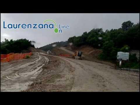 Preview video Video ritardi lavori riapertura strada provinciale 32