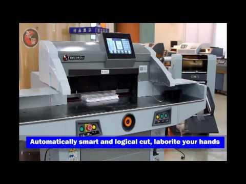 Paper Cutting Machine 22 Inch