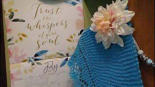 Js Knit - A New Start Lace Shawl.  EP. #147 - 1.