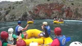 preview picture of video 'Zrmanja Rafting 1.8.2014.'