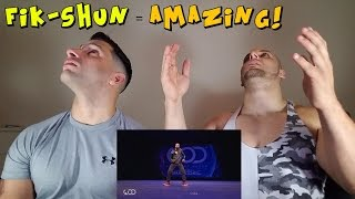 Fik-Shun | FRONTROW | World of Dance Hawaii 2016 [REACTION]