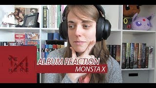 ALBUM REACTION | Monsta X Take.2 We Are Here