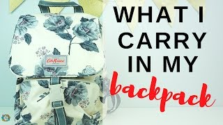 Whats In My Work Bag? | Cath Kidston
