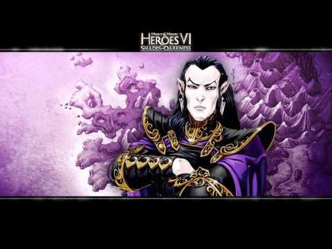 Герои меча и магии 5 персонажи орден порядка