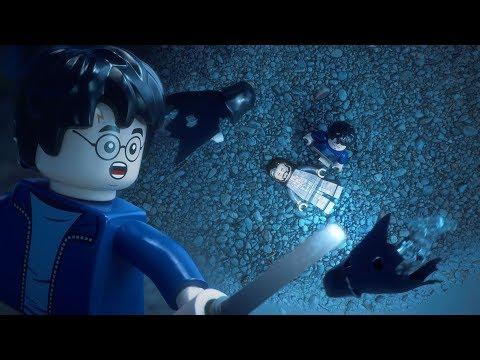 Vidéo LEGO Harry Potter 75945 : Expecto Patronum