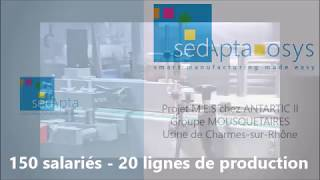 preview video SEDAPTA GROUP