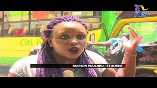 Matatu association opposes use of NYS buses in Nairobi - VIDEO