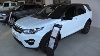 Land Rover Discovery Sport 2016 In Depth Review Interior Exterior
