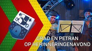 Grad en Petran op herinneringenavond Spurriemök - 26 november 2019 - Peel en Maas TV Venray