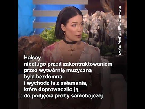 Bądź sobą, jak Halsey