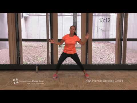 The Great Slim Down Weight Loss Program - High-Intensity Standing Cardio Work Out