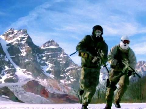 Modern Warfare: Frozen Crossing 1/2