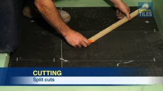 Laying & Cutting Tiles for Showers: National Tiles DIY Tiling 16
