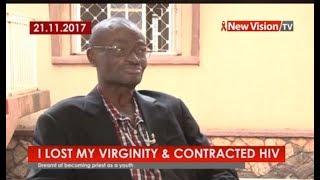 I lost my virginity & contracted HIV - Matovu