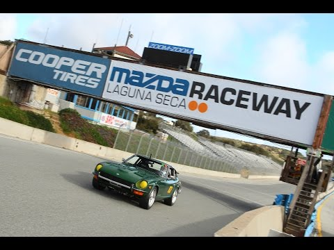 THE GREEN HORNET: THE JOY OF DRIVING, MY HEART & SOUL, A 240Z