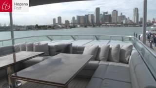 El yate más caro del Miami Boat Show 2016