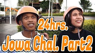 Mariano and Kat 24 HOURS MAG JOWA CHALLENGE Part2 Valentines Special | SY Talent Entertainment