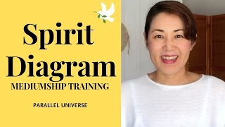 Mediumship Development Training Series #1 (Spirit Diagram)