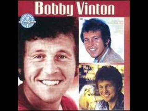 P.S. I Love You performed by Bobby Vinton