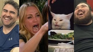 Woman Yelling At Cat Meme | MeMe CoUcH
