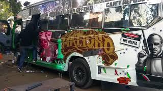 Impressions of Royal Swift's 'The Godfather Matatu' - Nairobi | Kholo.pk