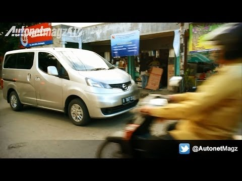 Nissan Evalia review Indonesia - Part 2