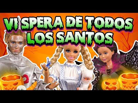 Barbie - Confusión de Disfraces de Halloween | Ep.181
