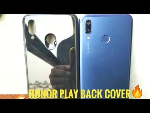 Honor Play Best Galss Case Back Cover🔥 ! Best Cover For Honor Play only ₹150 😍
