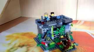 Lego Самоделка # 1  зомби- апокалипсис