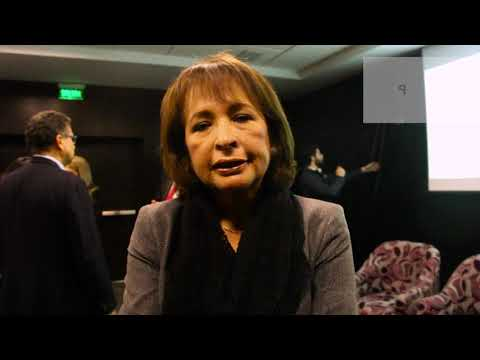 Entrevista a Elsa Galarza, Ex Ministra del Ambiente