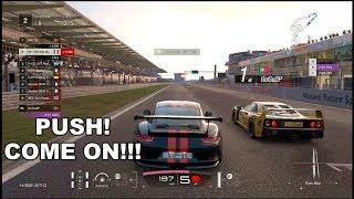 GT SPORT Online - Big Battles!
