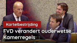"""Theo Hiddema: """"Dit is hoe we de ingeslapen politiek veranderen!"""""""