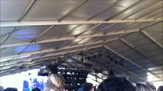 Bat For Lashes -  Horses of the Sun - Live @ Coachella 2013 Weekend 2