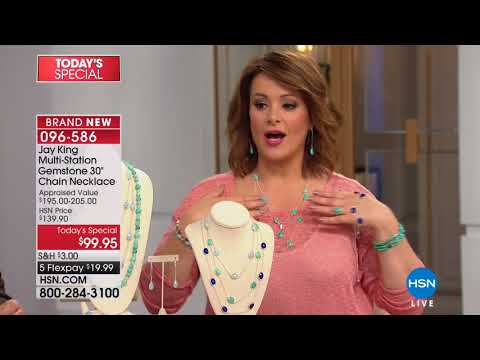 HSN | Mine Finds By Jay King Jewelry 04.09.2018 - 11 AM