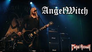 ANGEL WITCH LIVE AT METAL ASSAULT FESTIVAL X 2020