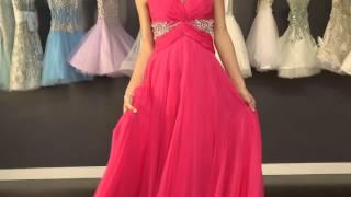 Sweetheart Chiffon Prom Dress 1446 | Jovani