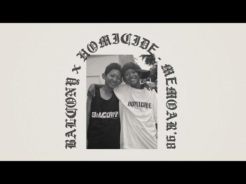 Balcony x Homicide  -