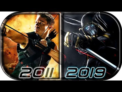 Download EVOLUTION of HAWKEYE / RONIN in MCU Movies (2011-2019 Avengers Endgame Hawkeye transforms into Ronin HD Mp4 3GP Video and MP3