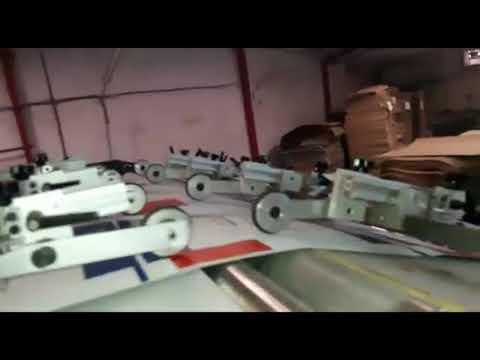 Fully Auto Flute Laminator