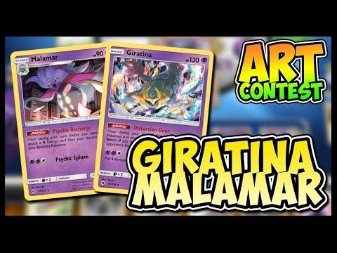 Giratina / Malamar – Pokemon TCG Online Gameplay
