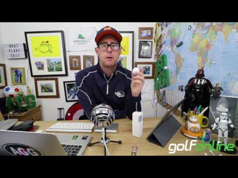 The new TaylorMade TP5 Golf Ball review by Mark Crossfield