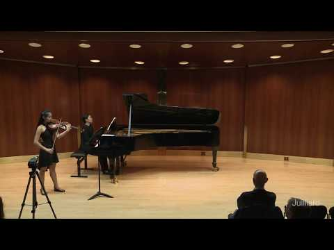 Harbison Viola Concerto, 3rd and 4th movements. Performed fall 2019.
